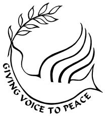Giving Voice to Peace