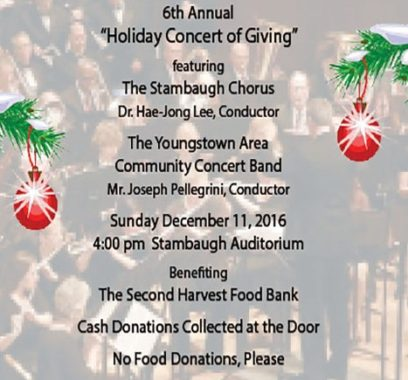 6th Annual Concert of Giving