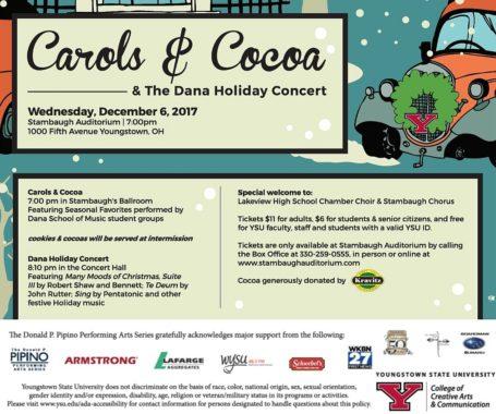 Carols & Cocoa 2017