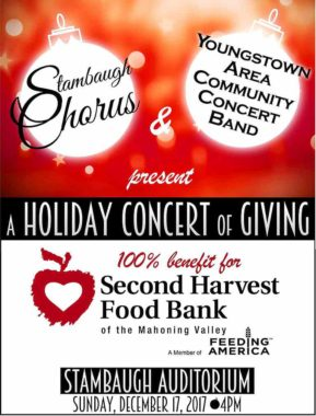 Holiday Concert for Second Harvest with YACCB