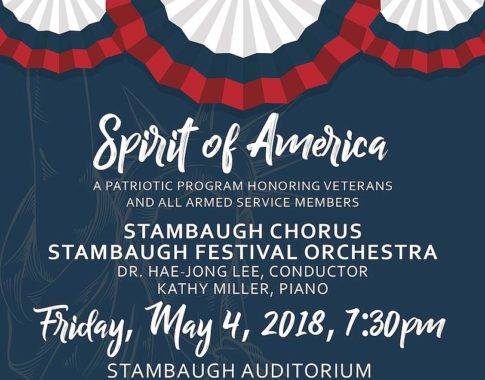 Spirit of America Concert - May 4, 2018