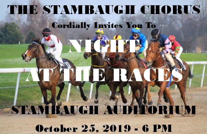 Night at the Races 10-25-19