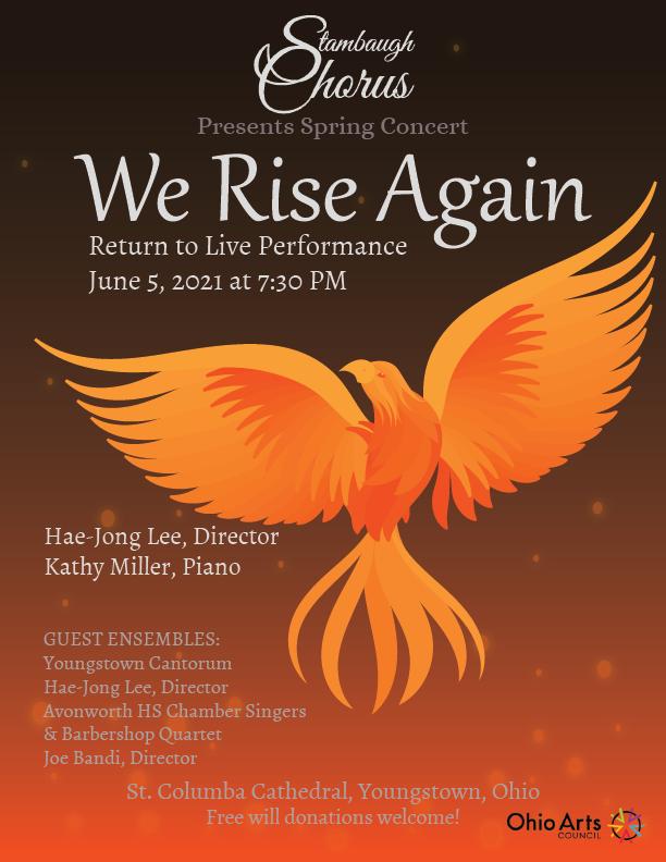 We Rise Again – June 25, 2021